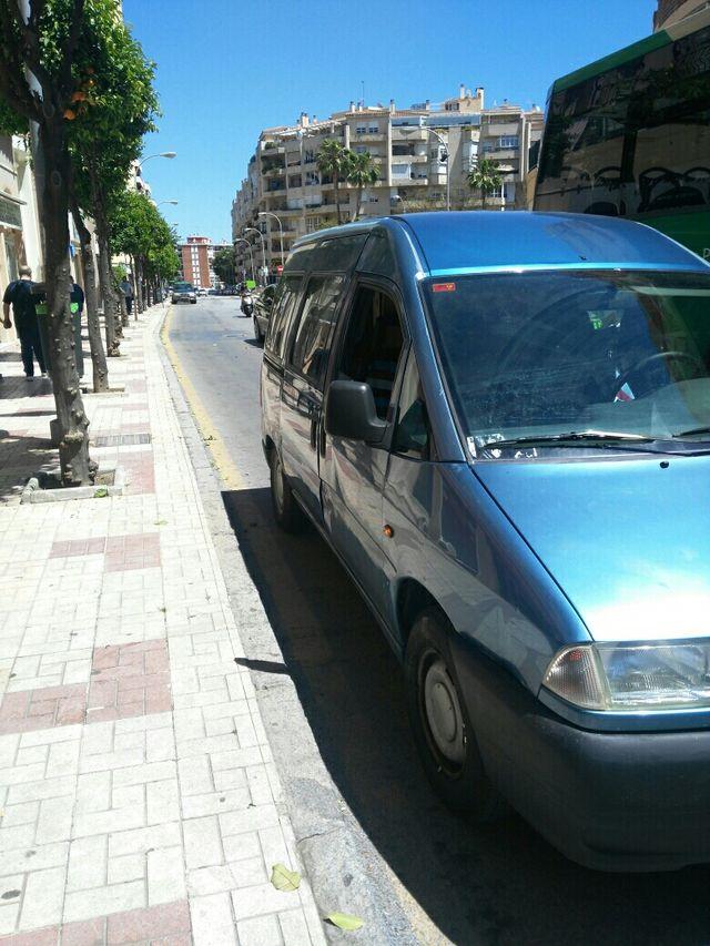 Fiat Scudo 1998