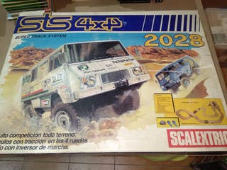 Lote Scalextric STS