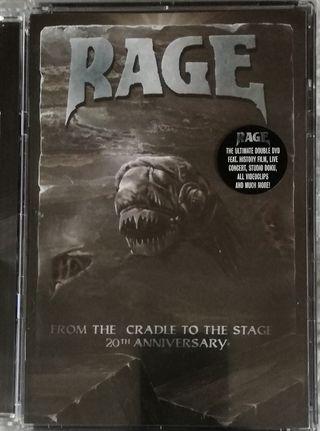 Dvd Rage
