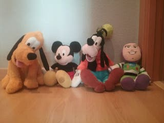 Peluches originales Disney