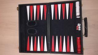 Juego Backgammon