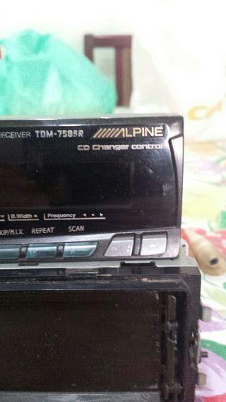 radio caset vitas