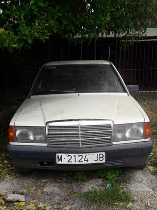 Mercedes-Benz 190 gasolina