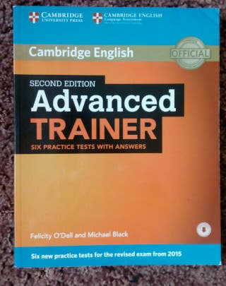 Certificate in Advanced English practice tests