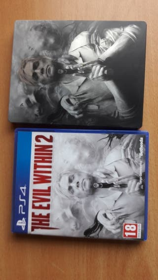 the evil within2 ps4