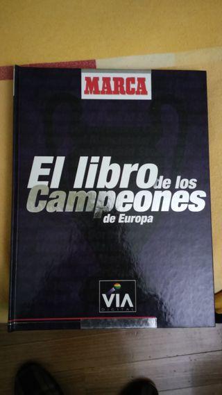El Libro de los Campeones de Europa
