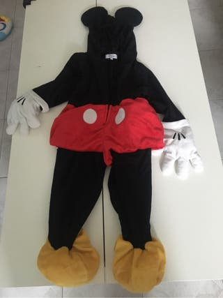 Disfra Mickey mouse
