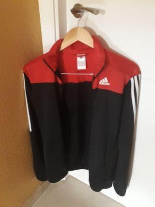 Sudadera Adidas negra de segunda mano en Sevilla en WALLAPOP
