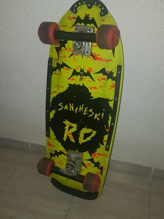 monopatin sancheski