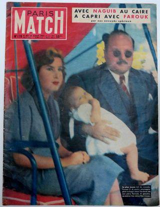 Paris match, n° 178 - 9 au 16 août 1952