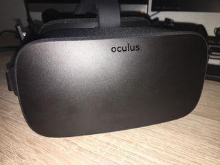 Oculus Rift CV1 Nuevas