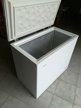 arcón congelador 203 litros