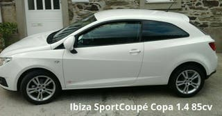 SEAT Ibiza SportCoupé Copa