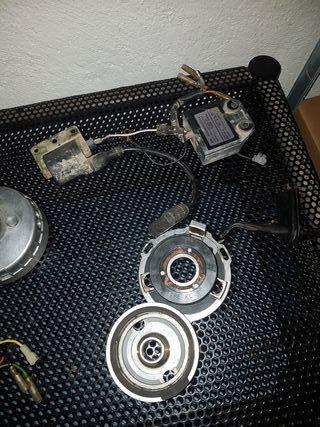rotor ktm encendido