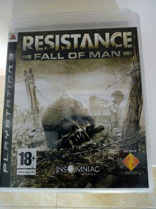 Resistance PS3