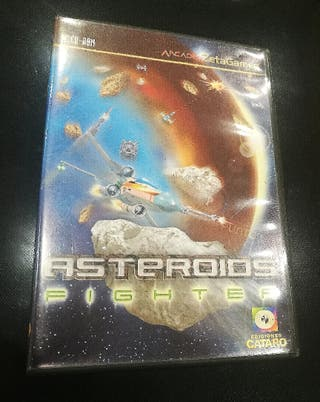 ASTEROIDS (JUEGO PC)