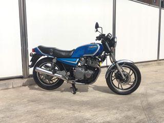 Yamaha xj 650 moto clasica