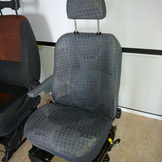 asiento ford transit 2012