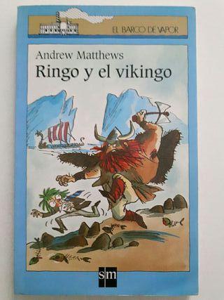 Ringo y el vikingo.