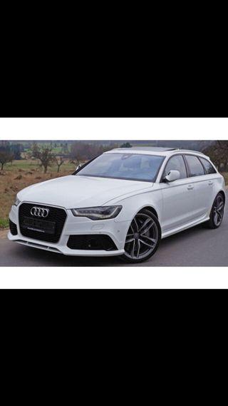 Audi Rs6 2014 561cv