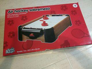 Hockey sobre mesa