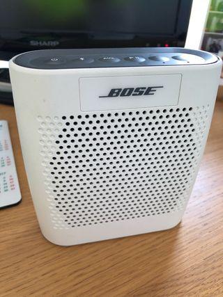 Altavoz Bluetooth Bose
