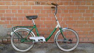 Bicicleta de paseo GAC