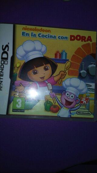 Juego Dora