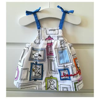Vestido Lourdes Mini 3 meses