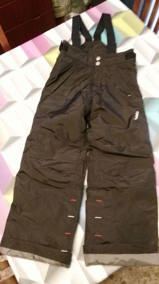 pantalones nieve niño