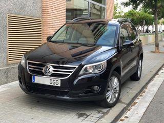 Volkswagen Tiguan 2.0 TDI 4Motion Sport