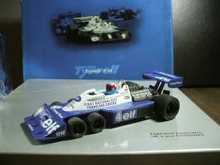 Scalextric tecnitoys TYRELL P34