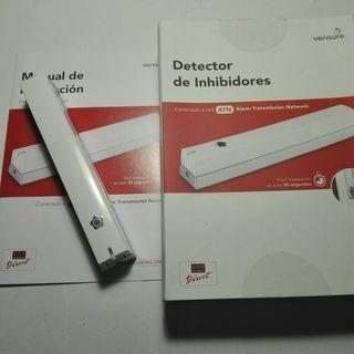 Alarma detector inhibidores.