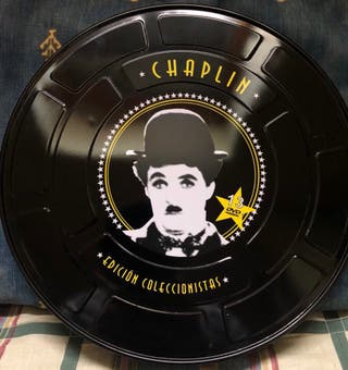 Pack Charles Chaplin Dvds