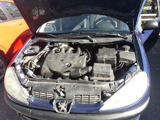 Peugeot 206 diesel 2001