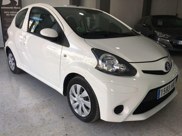 Toyota Aygo 2014 GASOLINA
