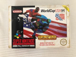 World Cup Usa 94 SuperNes