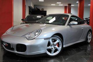 Porsche 911 996 Carrera 4S Manual 320cv