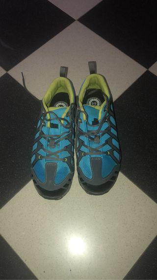 Zapatos ciclismo