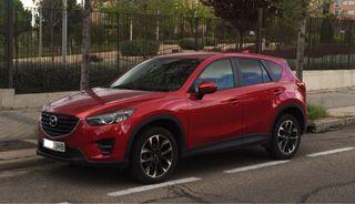 Mazda Cx-5 2016 GARANTIA OFICIAL HASTA 2020