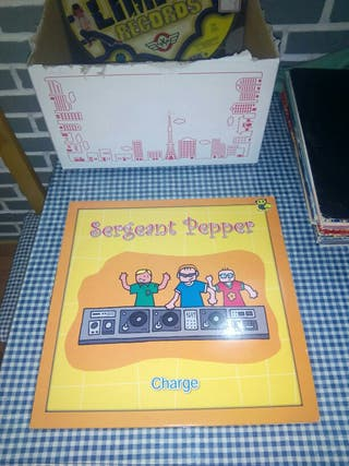 charge sergeant pepper