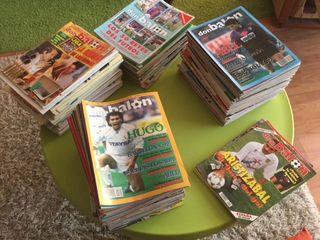 Vendo 186 Revistas Don Balón