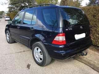 Mercedes-Benz Clase ML 270 cdi 2003