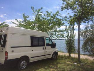 Autocaravana furgoneta Camper