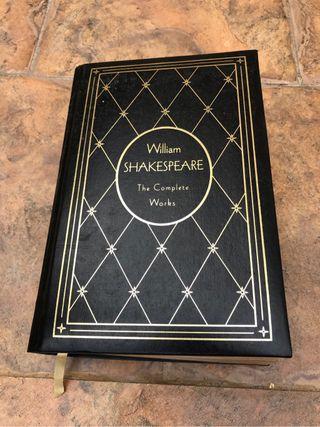 Wiliam Shakespear book