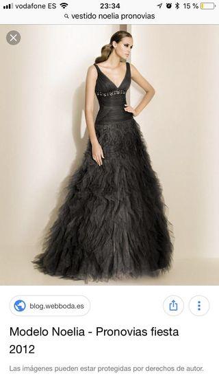 Vestido Pronovias talla 34 (adaptable a una 36)