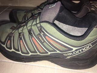 Zapatillas montaña salomon gtx