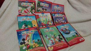 DVD's Mickey Mouse,peliculas...