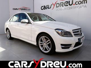 Mercedes Benz Clase C C 200 CDI BE Blue Efficiency Edition