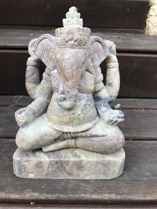 Stone shiva